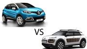 Citroën C4 Cactus vs Renault Captur : match des prix