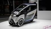 Toyota i-Road : le trois-roues électrique débute ses essais au Japon