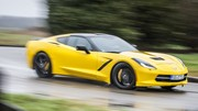 Essai Chevrolet Corvette C7 Stingray : Superbe déraison