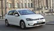 Essai Volkswagen e-Golf : Sans sur-prise !