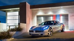 """Le chinois Wanxiang lance """"The New Fisker Automotive"""""""