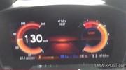 Un bruit impressionnant pour la BMW i8