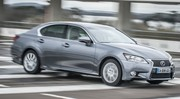 Essai Lexus GS 300h Luxe : Le monde du silence