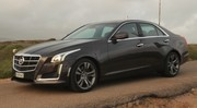 Essai Cadillac CTS 2014, l'alternative