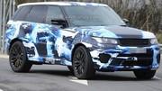 Le Range Rover Sport RS en tenue de combat