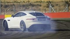 La Jaguar F-Type R Coupé à l'essai !