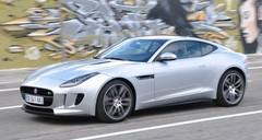 Essai Jaguar F-Type Coupé : le Diable s'habille en tweed