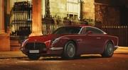 La David Brown Speedback GT fait revivre la mythique DB5