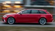 Essai Audi RS6 Avant : Volez en première classe !