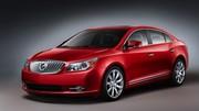 General Motors : des Buick produites en Allemagne