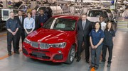 Futur BMW X7 : confirmé et produit aux Etats-Unis