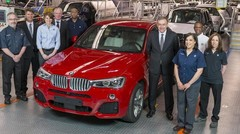 BMW confirme officiellement le X7