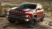 Prix Jeep Cherokee 2014 : Positionnement osé