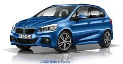BMW M2 Active Tourer : le premier monospace compact V8 de l'histoire