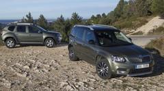 Essai Dacia Duster 1.5 dCi 110 vs Skoda Yeti 2.0 TDI 110 : Le prix des apparences