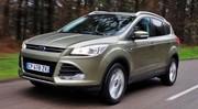 Essai Ford Kuga 2.0 TDCi 140 ch (2014) : Le choix de la raison