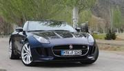Essai Jaguar F-Type Coupé : rigide, mais pas triste