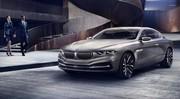 Un concept BMW Série 9 à Pékin