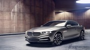Une BMW Série 9 présentée à Pékin ?