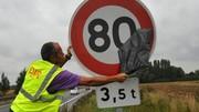 80 km/h sur les réseaux secondaires : l'ACA et la FFMC appellent à la mobilisation