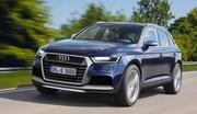 Futur Audi Q5 : comme ça ?