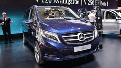 Mercedes Classe V : les tarifs