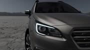 Subaru tease sa nouvelle génération de l'Outback