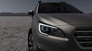 Un teaser du futur Subaru Outback