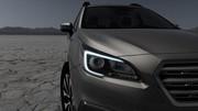 Subaru dévoile une partie du nouveau Outback