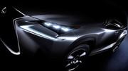 Teaser du Lexus NX
