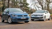 Essai Renault Megane EDC vs Volkswagen Golf 7 DSG : Second round !
