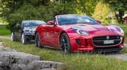 Essai Jaguar F-Type V6 S et V8 S : Symphonies fantastiques