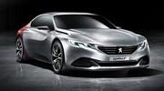 Peugeot Exalt Concept 2014 : première photo officielle et premières infos