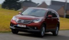 Essai Honda CR-V 1.6 i-DTEC : La voie du salut