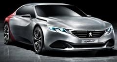 Jeudi à 8 heures, Peugeot révélera l'étude Exalt