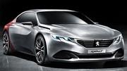 Peugeot Exalt Concept : concept alléchant