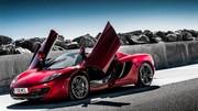 Fin de production pour la McLaren 12C