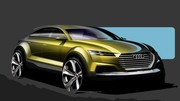 Concept Car Audi salon de Pékin 2014 : bientôt un TT à quatre portes ?