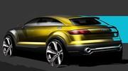 Audi : un SUV à la sauce TT à Pékin
