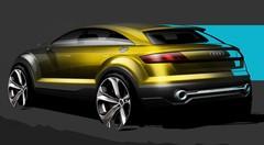 Audi : un concept-car Q4 au Salon de Pékin 2014 ?