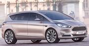 Ford S-Max Vignale : vision chic pour la famille