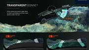 """Land Rover dévoile un capot """"transparent"""""""