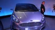 A la découverte du Ford S-Max Vignale concept