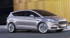 Ford S-Max Vignale Concept : le luxe selon Ford