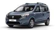 Dacia Dokker (2014) : nouvelle série limitée Emblème