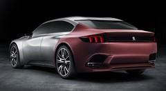 Peugeot Exalt, la remplaçante de la Peugeot 508 monte en gamme
