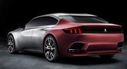 Concept Peugeot EXALT : Peugeot sublime la berline à Pékin