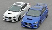 Essai Subaru WRX STI: On prend les mêmes et on recommence?