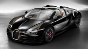 Bugatti Veyron Black Bess, la 5e des Légendes