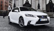 Essai Lexus CT200h (2014) : des progrès notables